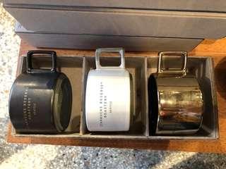 [期間限定] Starbucks Reserve 特別版  3色小杯