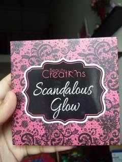 Beauty Creations Scandalous Glow