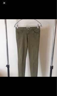 Uniqlo pants army