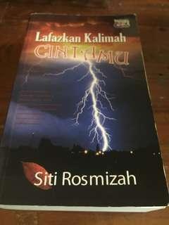 Lafazkan Kalimah Cintamu, Siti Rosmizah