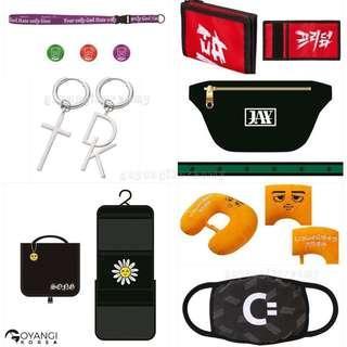Official iKON Japan Tour Merchandise (Pre Order)