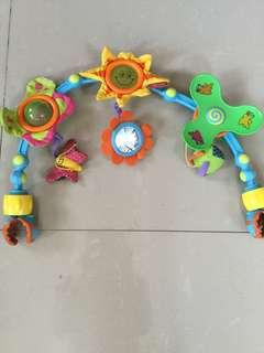 Stroller accessory/toy