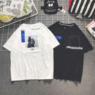 🚚 Korean styled t-shirt