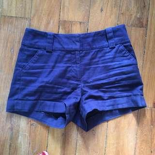 EverNew Denim Navy Blue Shorts