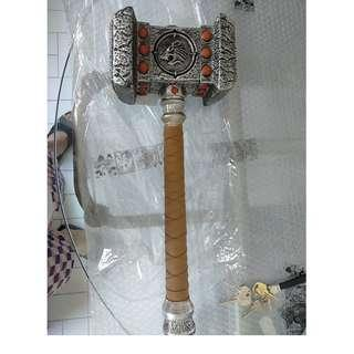 world of warcraft wow foam nerf like adult size hammer cosplay