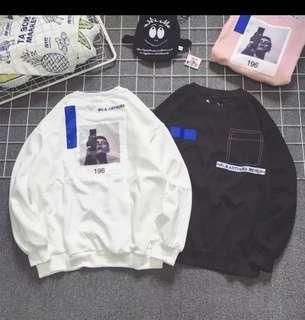 🚚 Korean styled pullover