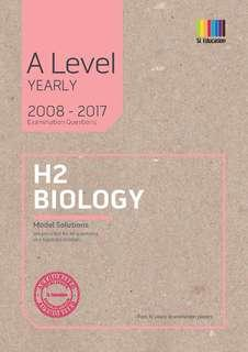 A Level Bio TYS (new!)