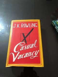 🚚 JK Rowling's Casual Vacancy