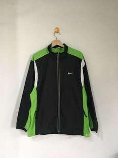 Vintage 90's Nike 3 Tone Track Jacket Packable