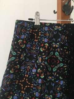 AS NEW Zara Skirt - Size S