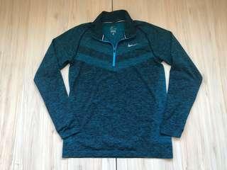Nike Running knit 針織上衣 L號