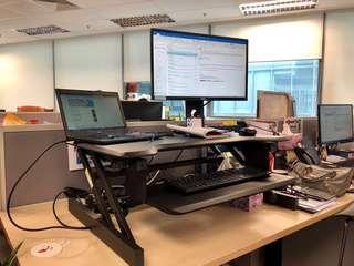 Standing Desk (Adjustable Ergonomic)