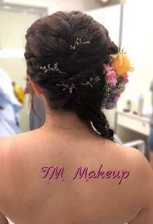 新娘註冊化妝