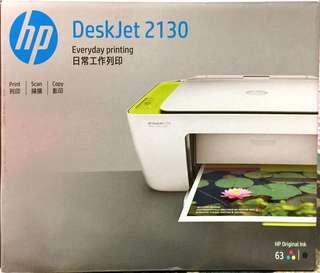 🚚 Hp印表機、掃描、影印、家用、辦公室、全新未拆封