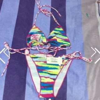 🚚 Rainbow bikini