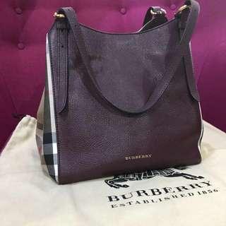 MARKDOWN! Burberry handbag