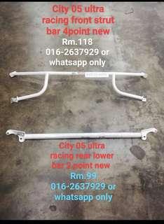 Ultra racing bar
