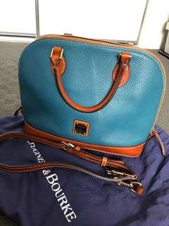 Authentic Dooney and Bourke bag