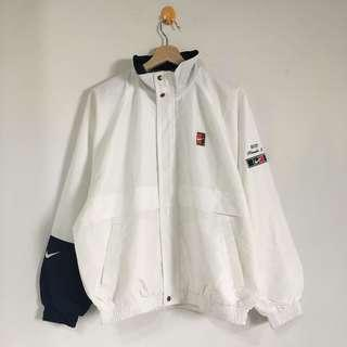 Vintage 90's Nike Agassi Sampras Tennis Jacket
