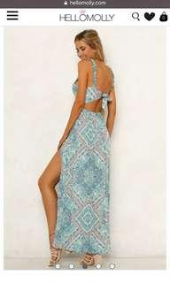Hellomolly keep you happy maxi dress 8