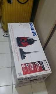 New Philips PowerPro Bagless Vacuum Cleaner