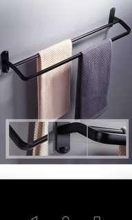 🚚 [vesak day special - 5% off] Towel - double pole holder