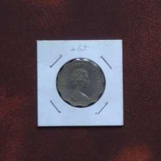 🚚 1975年港幣貳圓