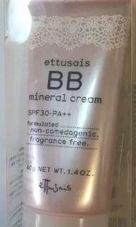 Ettusais 零荳荳 BB cream 礦物霜 20號自然色