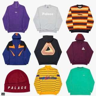 💯[PREORDER] Palace Ultimo Week 2 2018