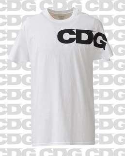 CDG TEE 一包三件衫