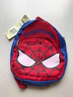 Spider-Man Baby Kid Mini Backpack Brand New with Tag