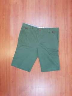 Green shorts (free shipping)