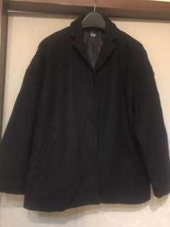 🚚 Gap短版毛料大衣