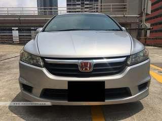 Honda Stream for rent