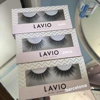 LAVIO COSMETICS MINK LASHES