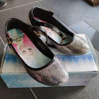 Ori Disney Frozen Girls Shoes Size 30 4-5yrs