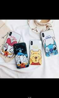 Lovely Disney Soft Case For iPhone