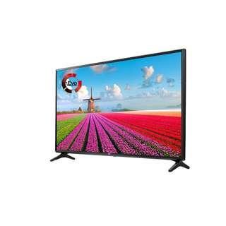 """LG FHD TV 49LJ550T 49"""" (Installment) X'mas Promo"""