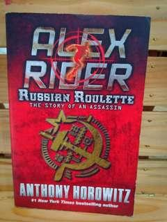Russian Roulette (Alex Rider Series) by Anthony Horowitz