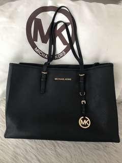 Authentic Michael Kors Bag - Tas MK Hitam Original