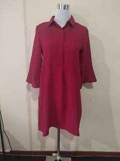 🤩Sale Red Blouse🤩 Mark down from RM 40 to RM 25