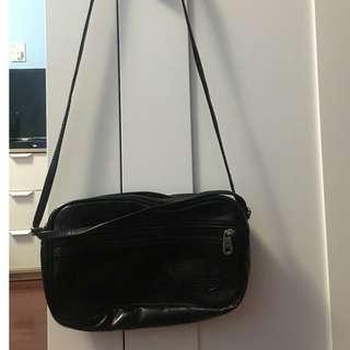 Very lightly used Adidas black side bag