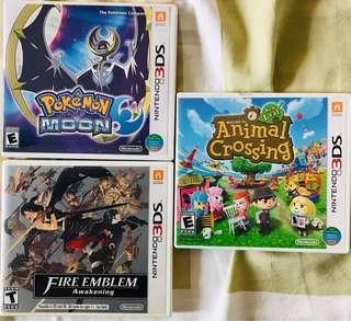 Nintendo 3ds Game - Animal Crossing New Leaf