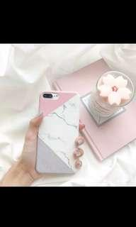 MARBLE HARD CASE FOR IPHONE