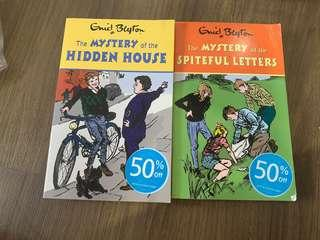 Enid Blyton Find-Outers