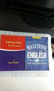 Sec.4 English o level / English oral communication