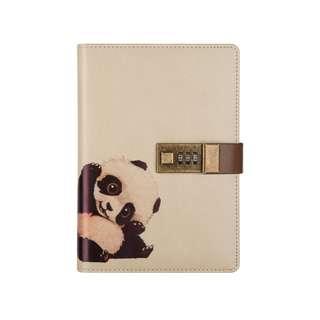 [PO] B6 Cute Notebooks with lock