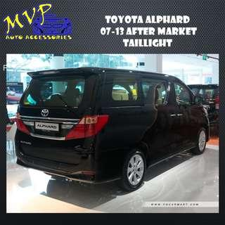 Toyota Alphard 2007 to 2013 Model Sequential Signal Tail Light - ( Pre-Order )