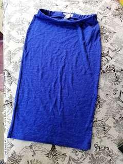 Forever 21 Blue Sexy skirt