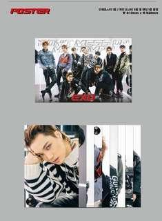 EMS INCLUDED VIVACE Ver EXO DONT MESS UP MY TEMPO ALBUM